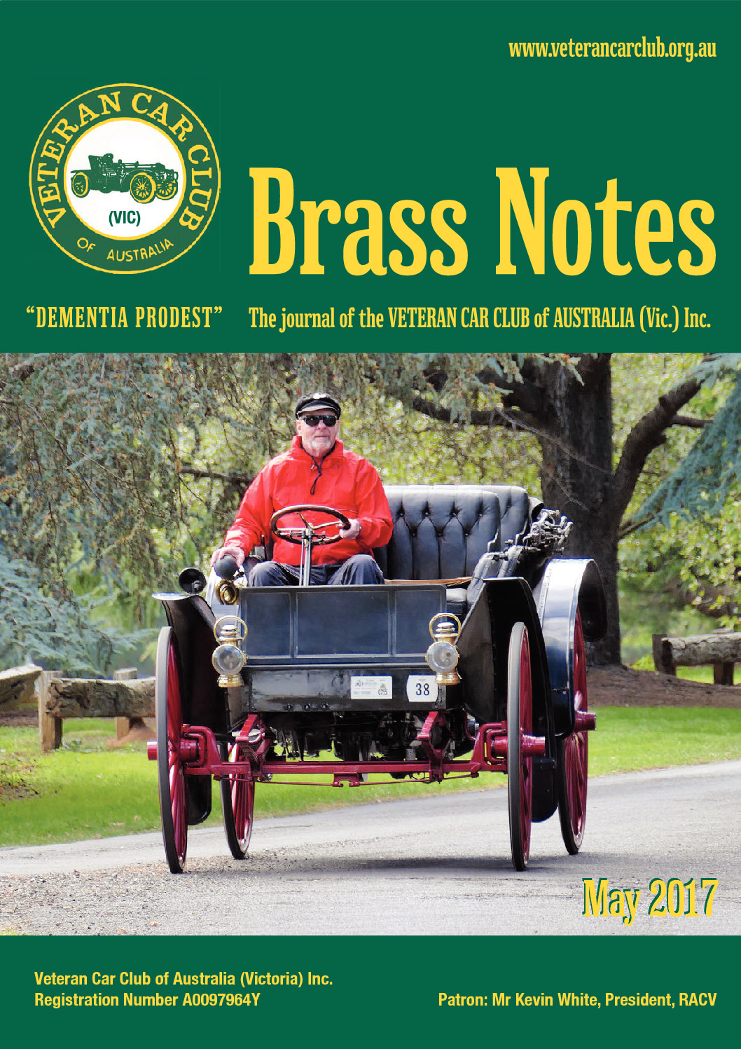 Brass Notes May 2017
