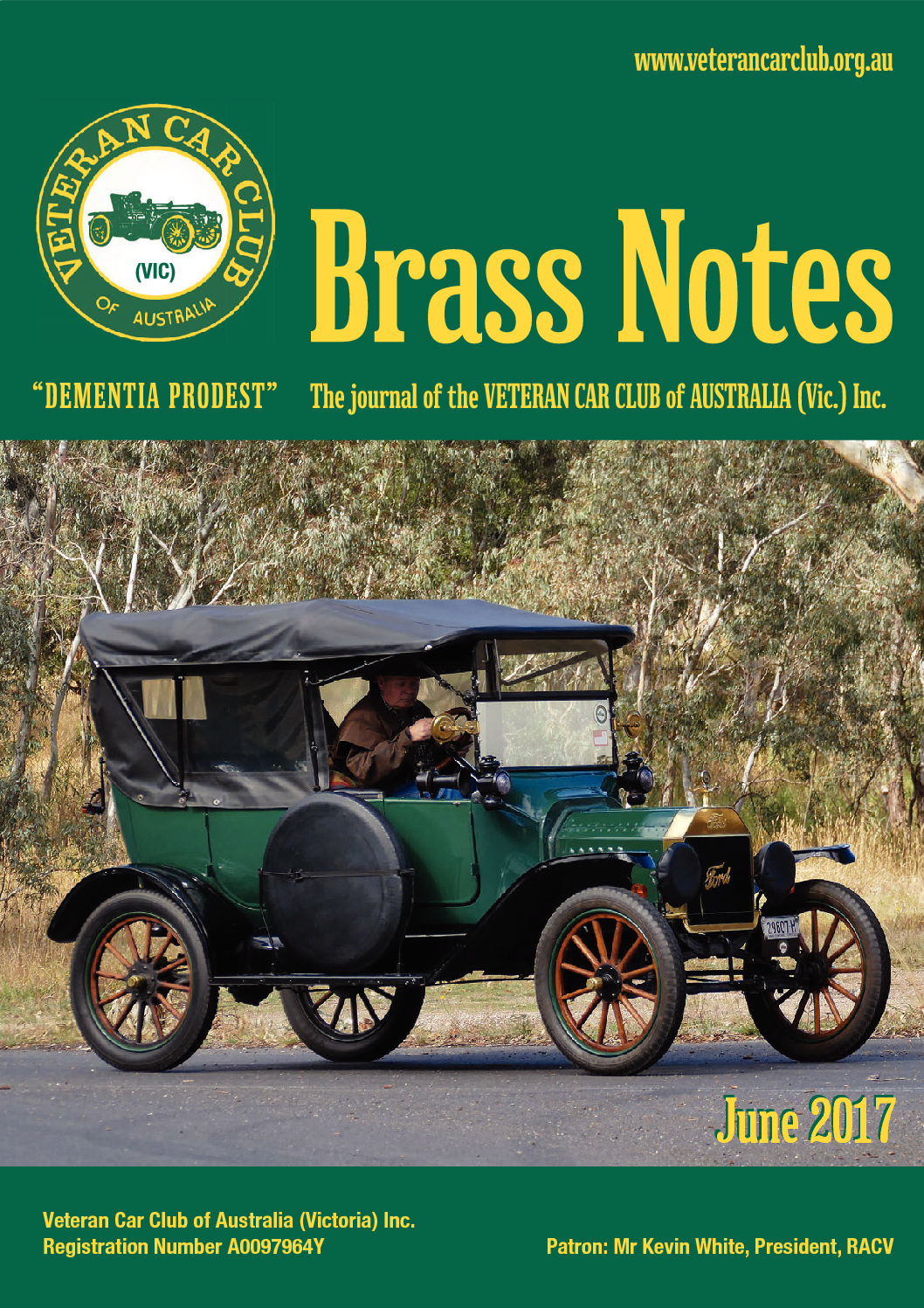 Brass Notes June 2017