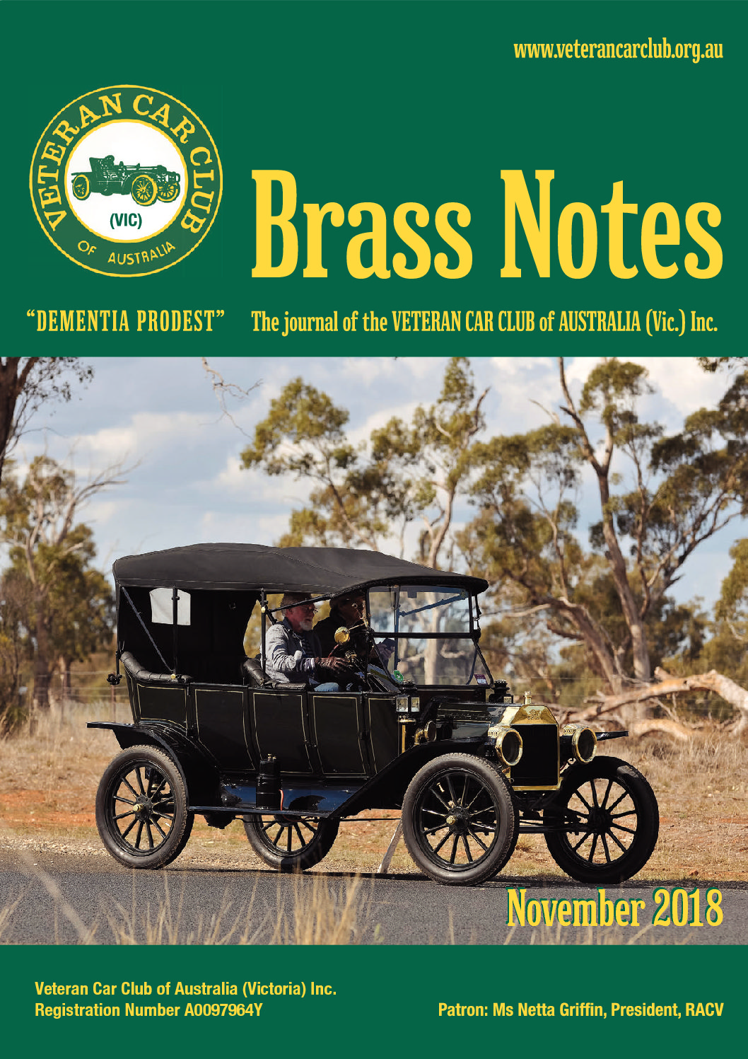 Brass Notes November 2018