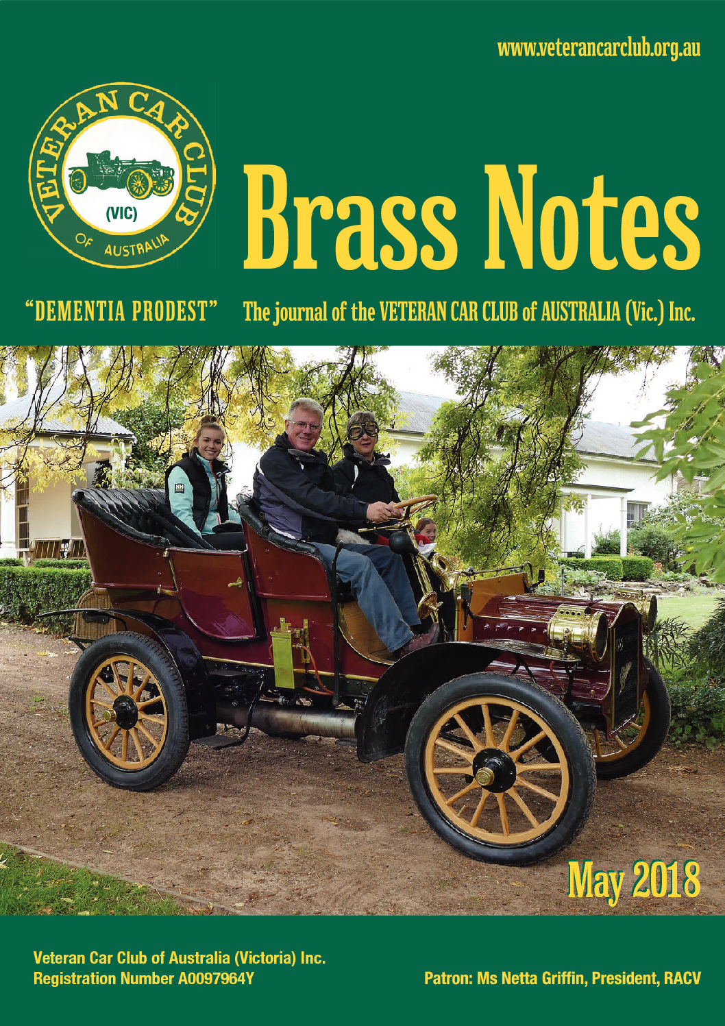 Brass Notes May 2018