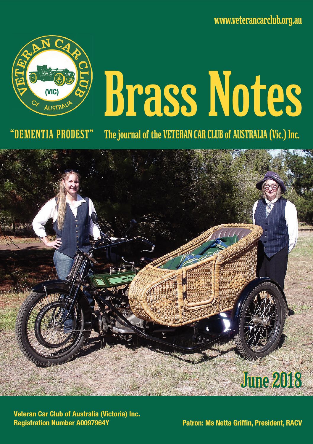 Brass Notes June 2018