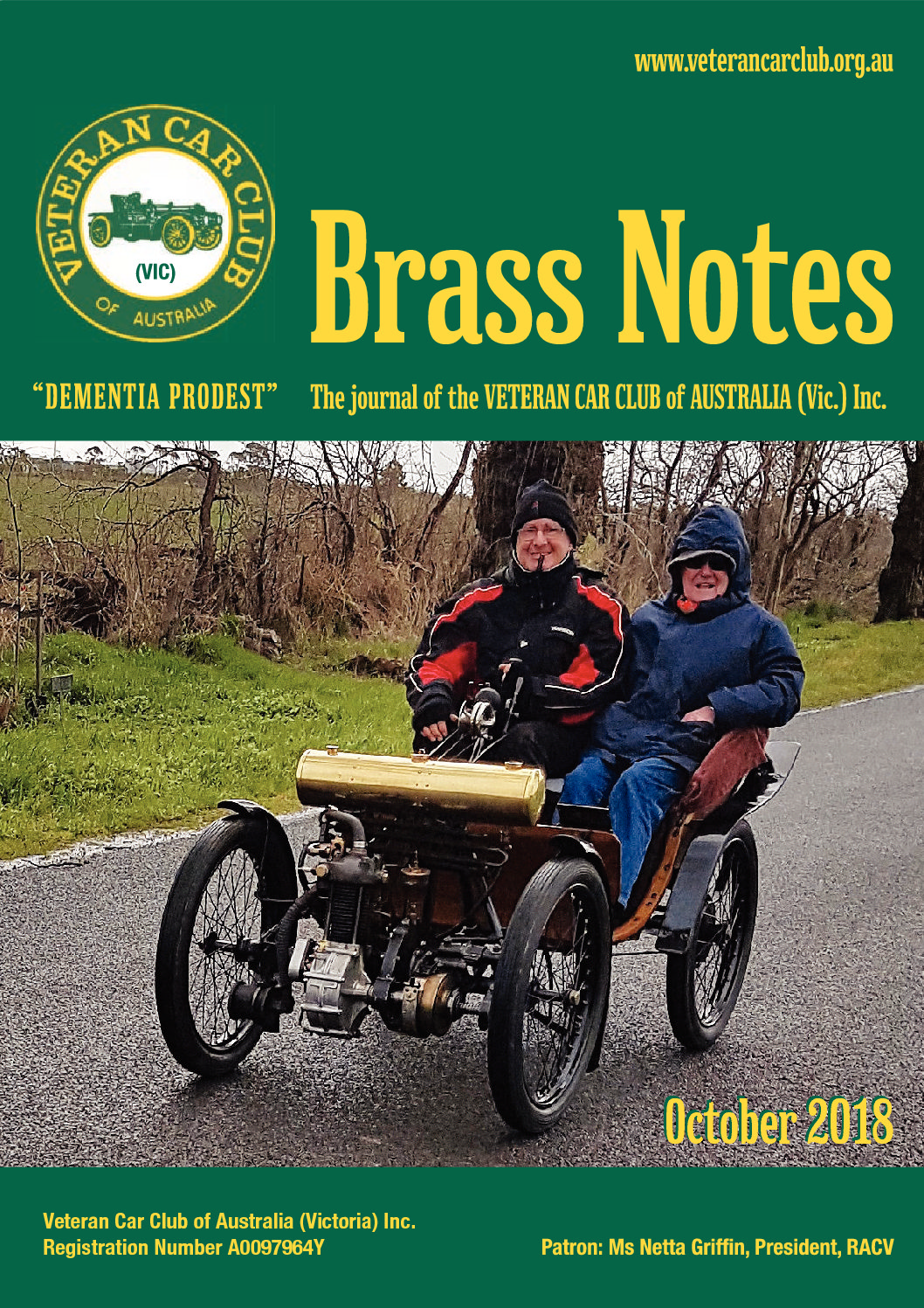 Brass Notes October 2018