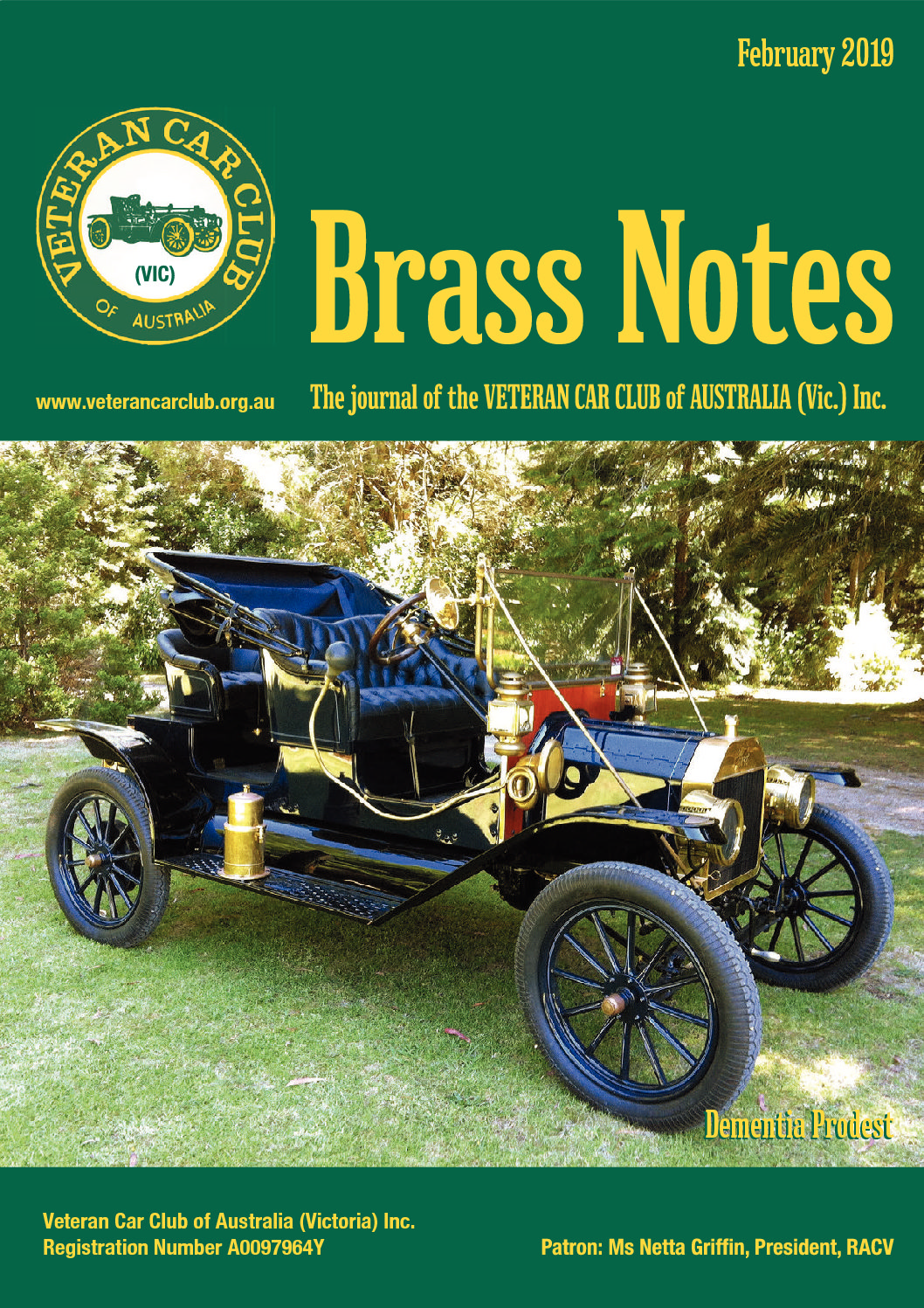 Brass Notes February 2019