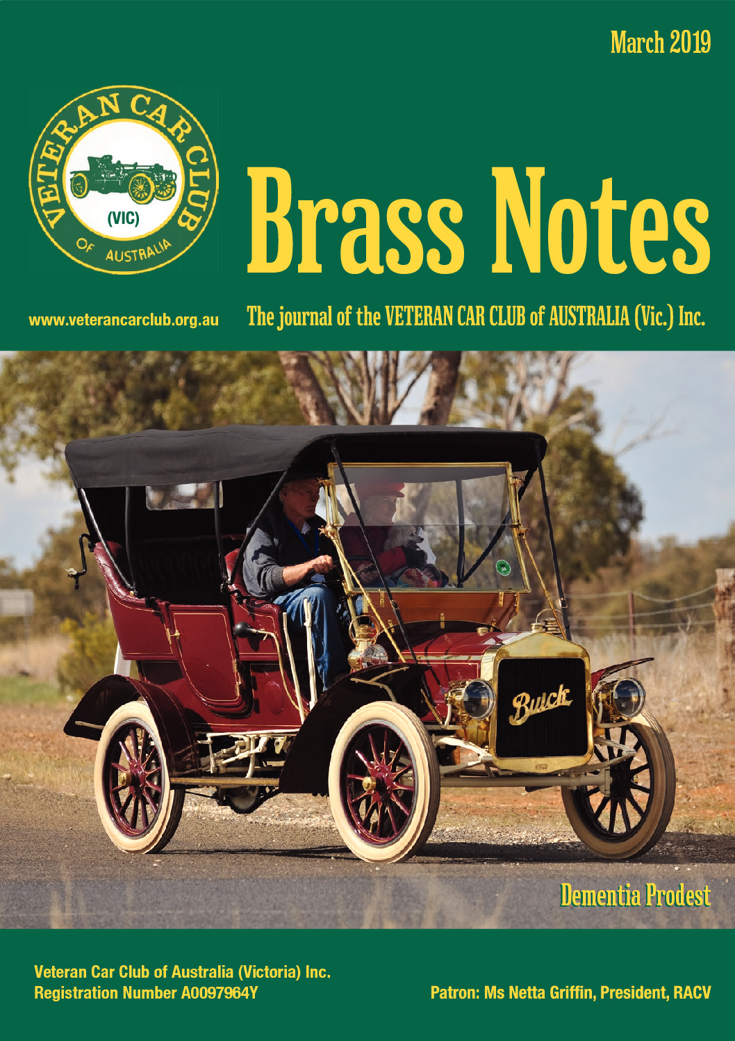 Brass Notes March 2019