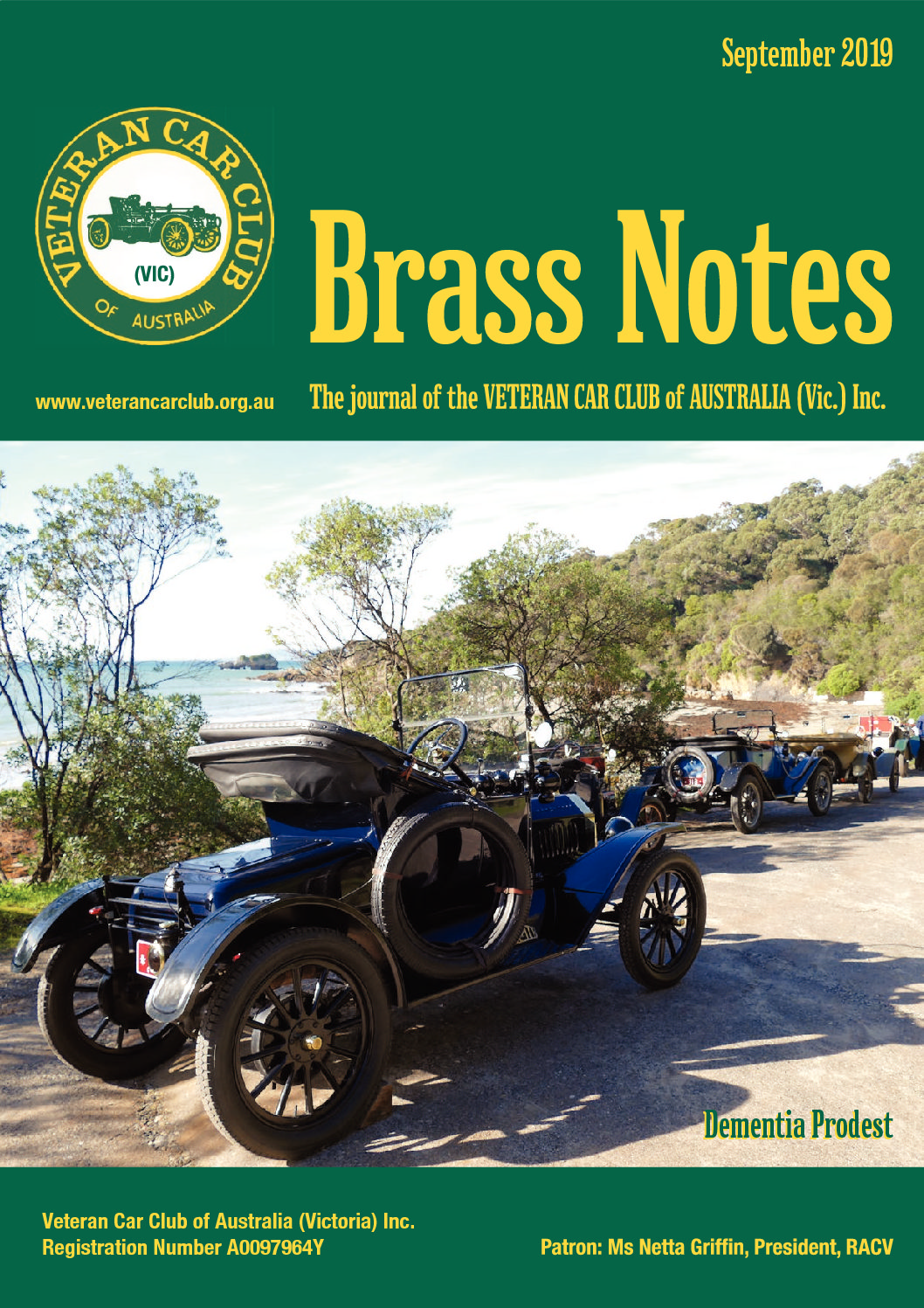 Brass Notes September 2019