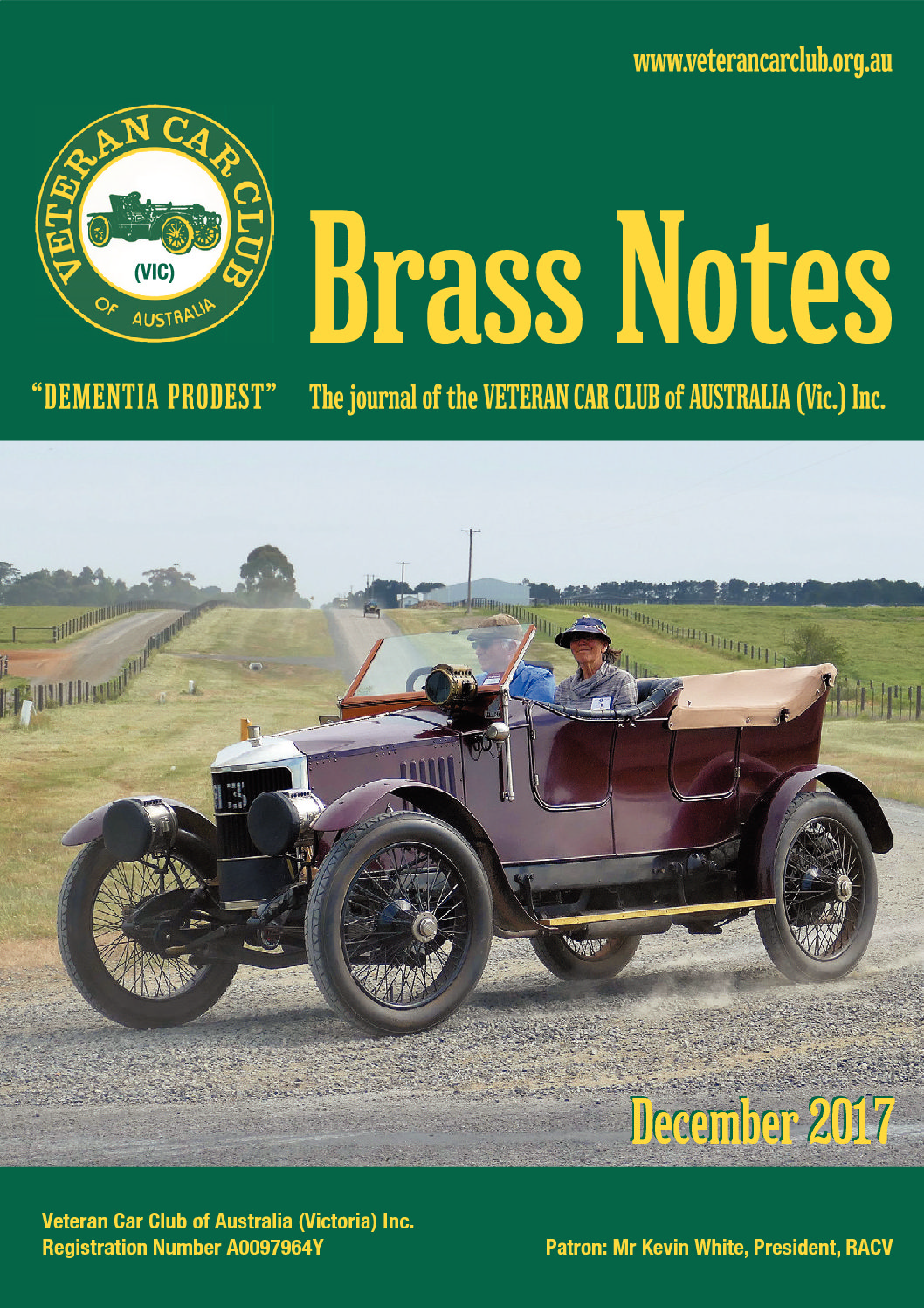 Brass Notes December 2017