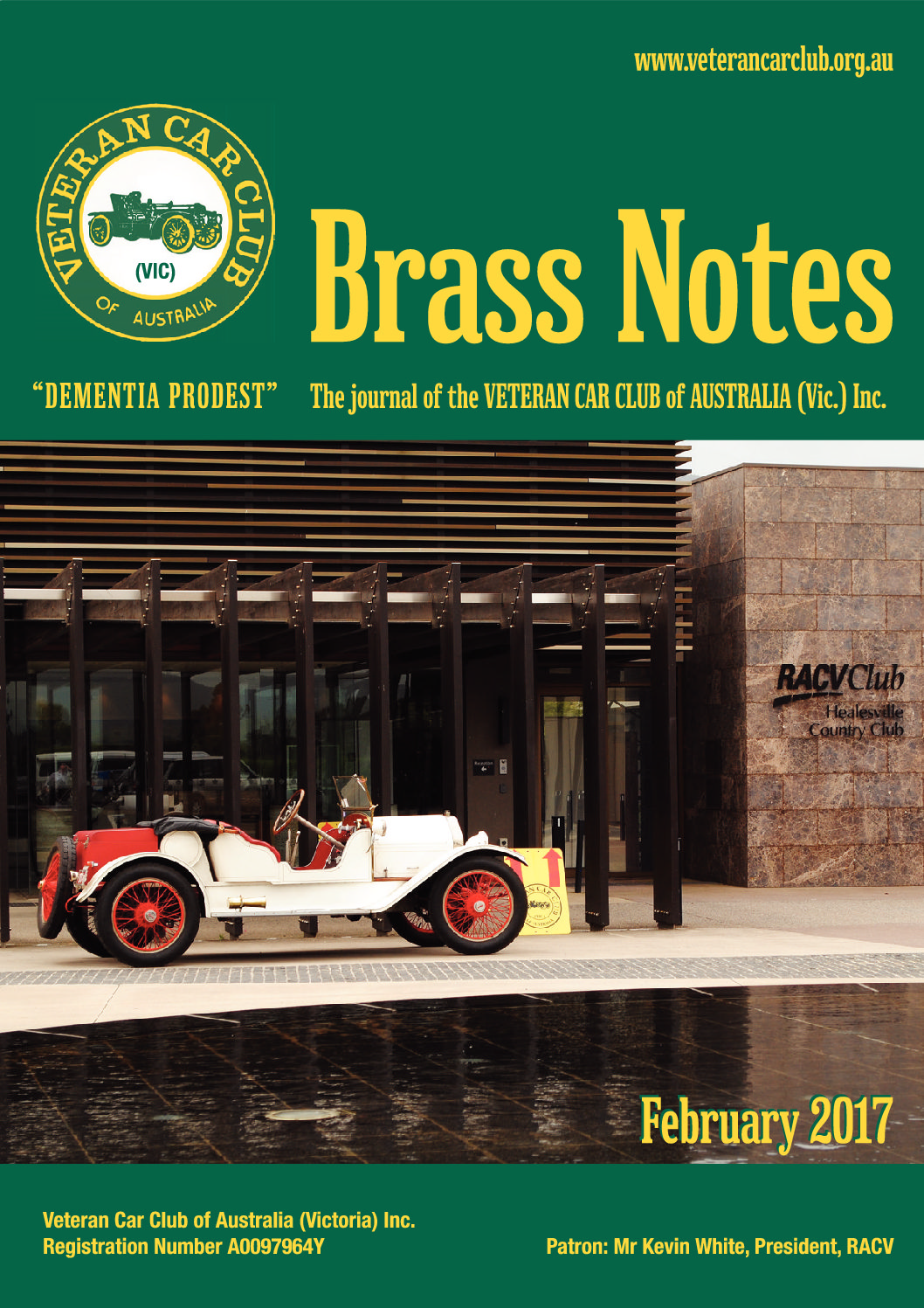 Brass Notes February 2017