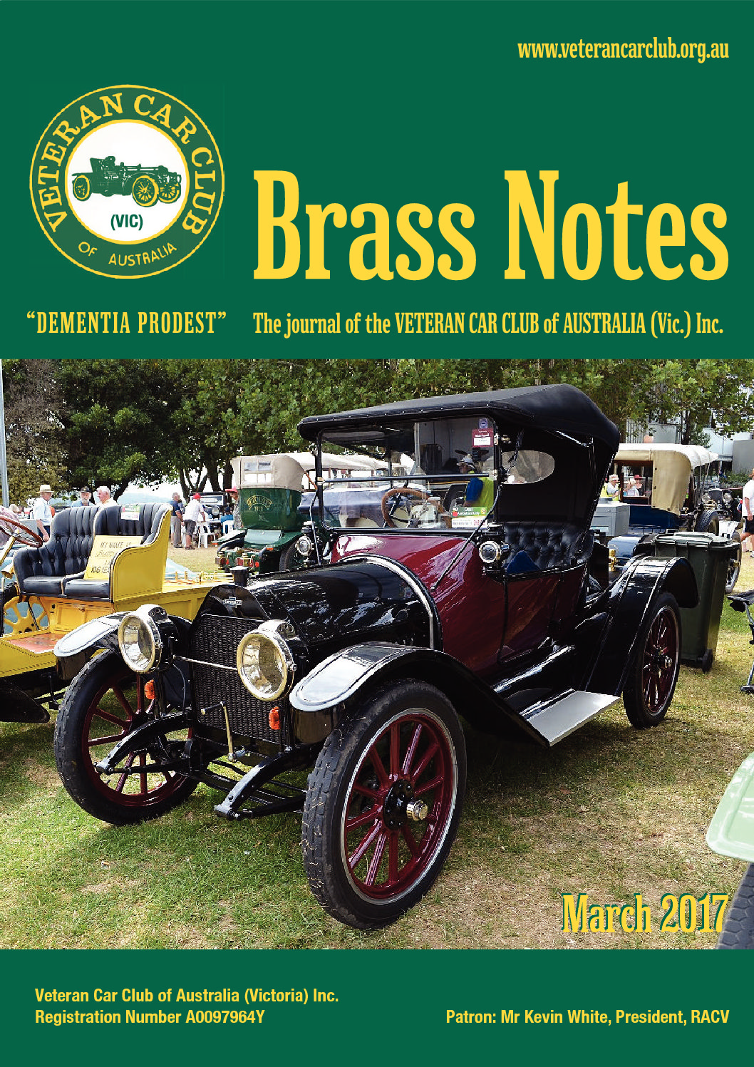 Brass Notes March 2017