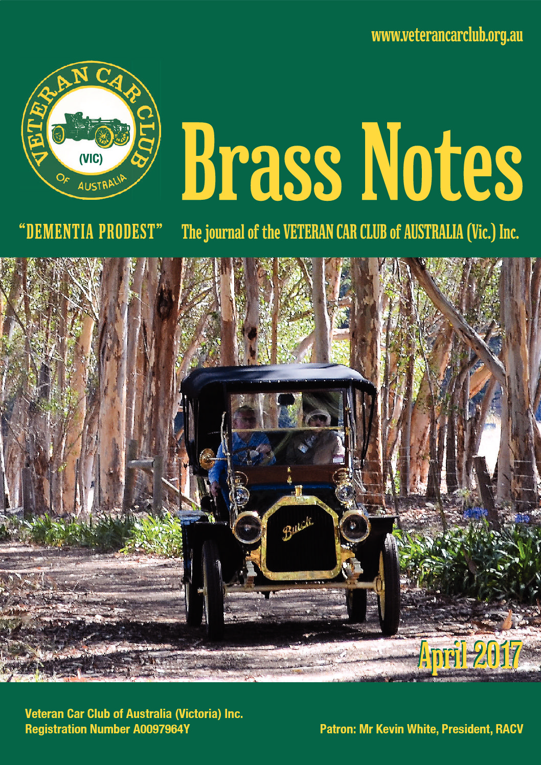 Brass Notes April 2017