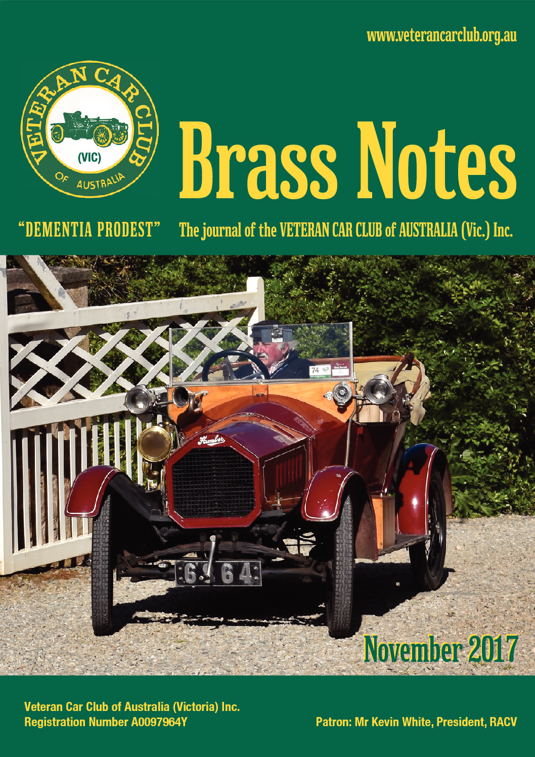 Brass Notes November 2017