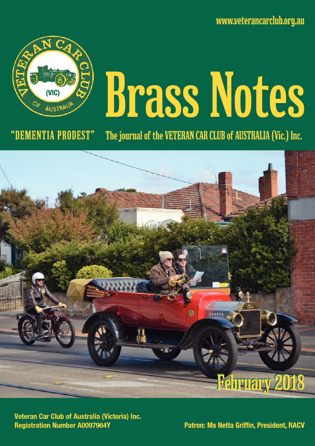 Brass Notes February 2018