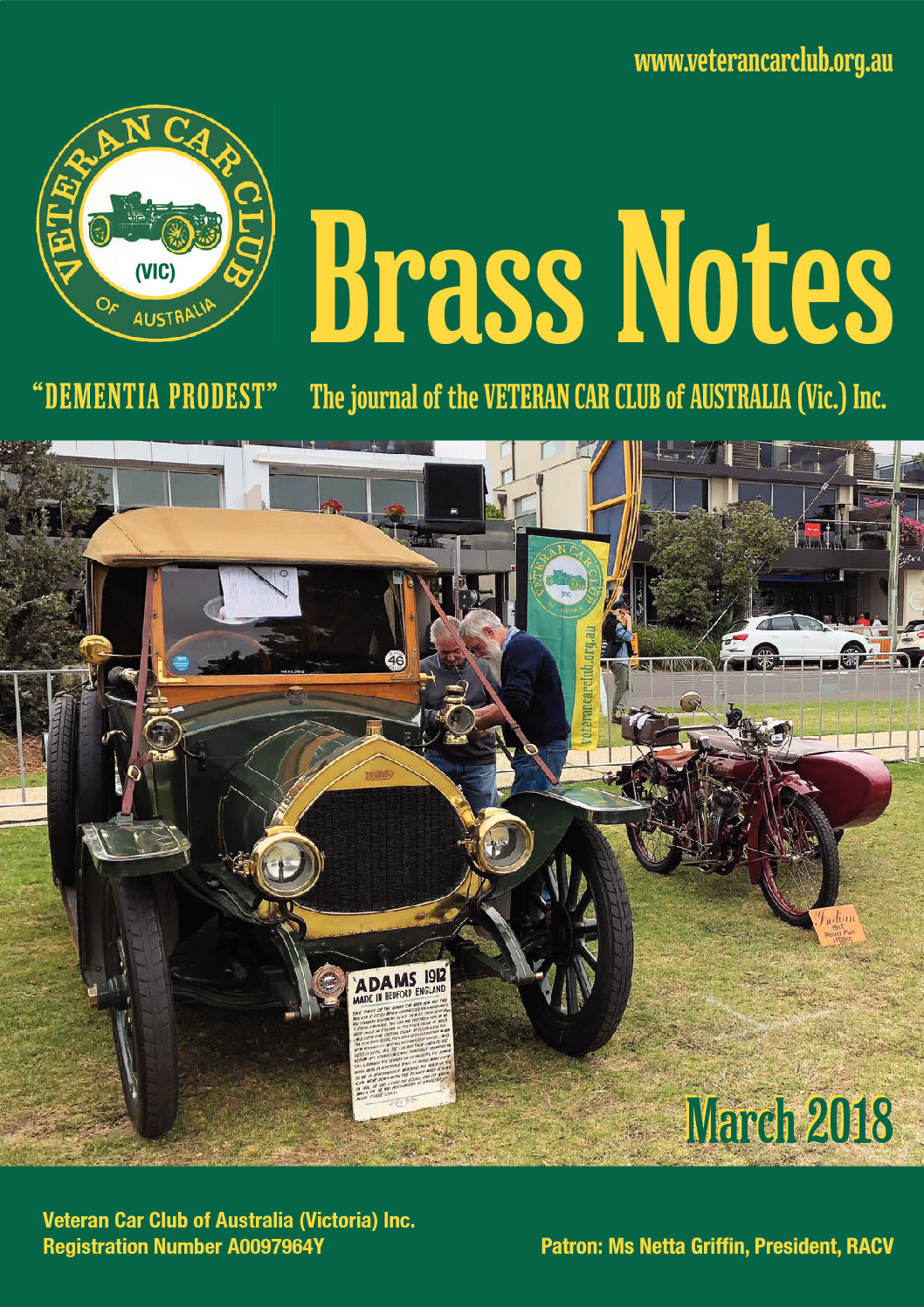 Brass Notes March 2018
