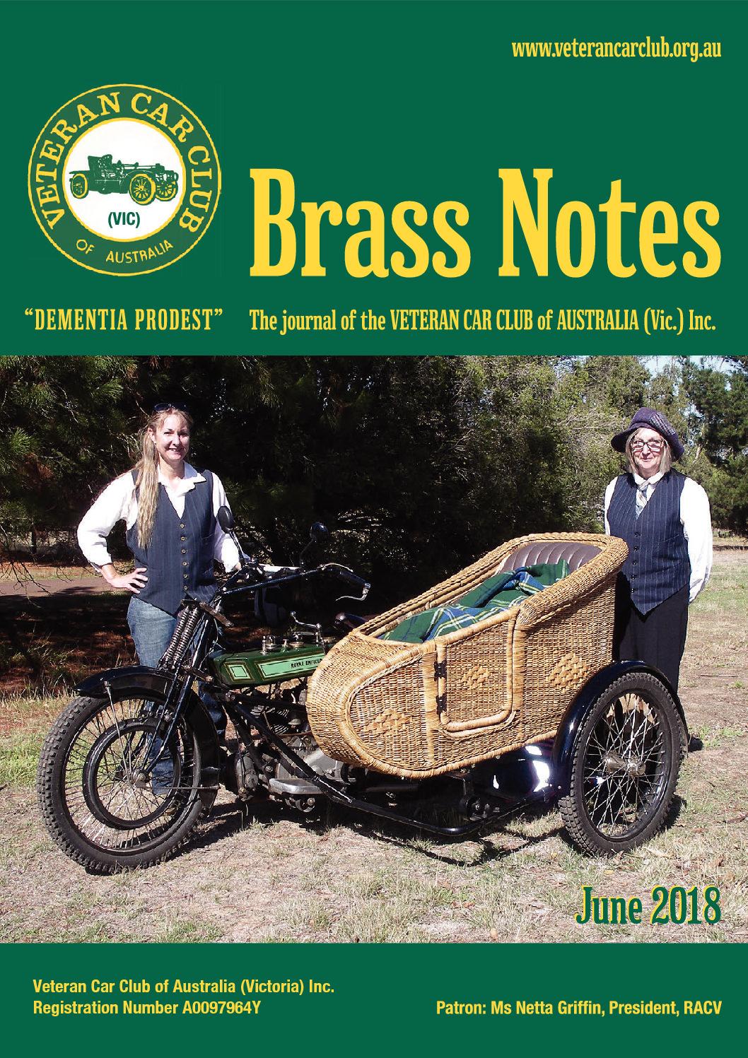 Brass Notes June 2018