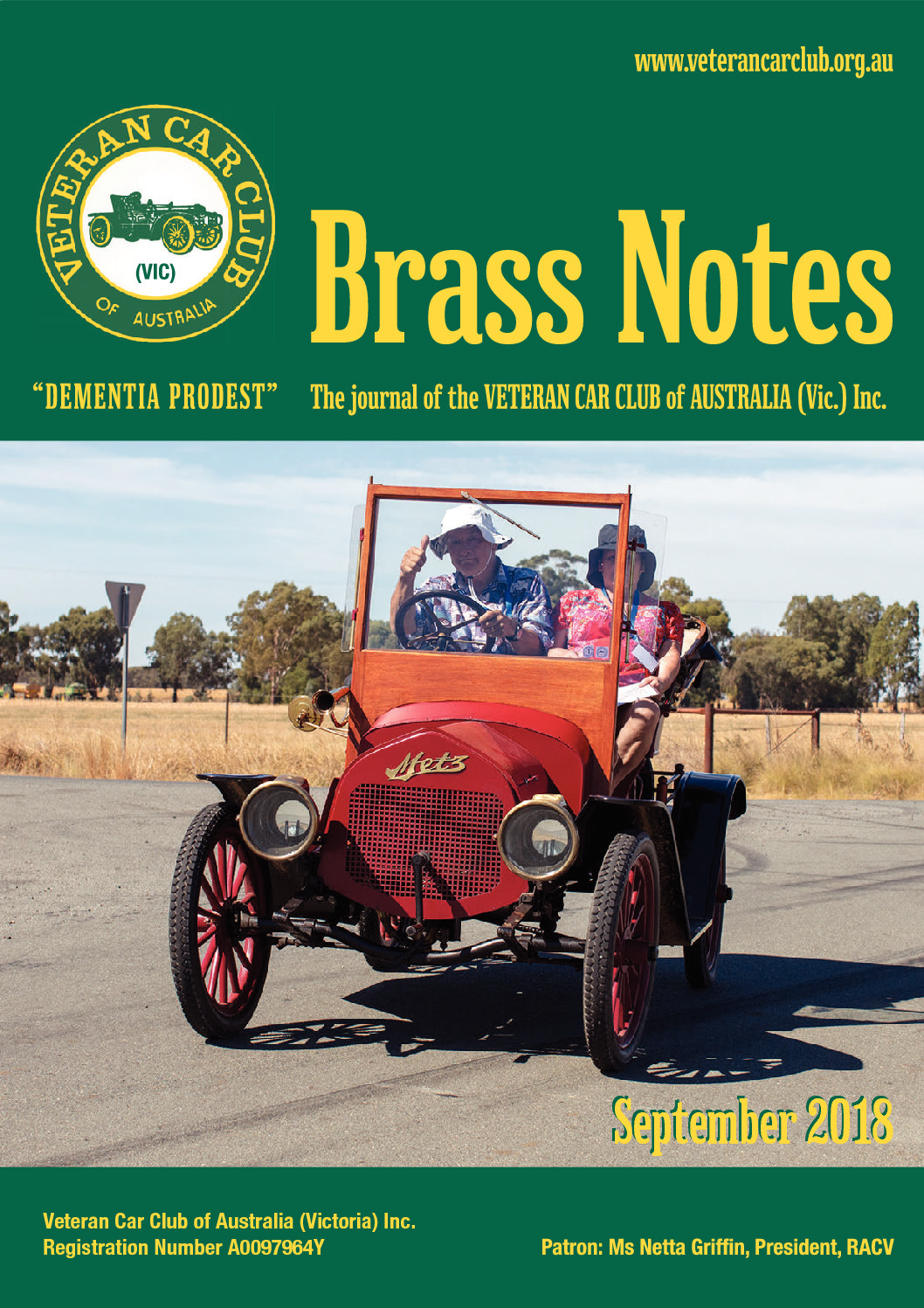 Brass Notes September 2018