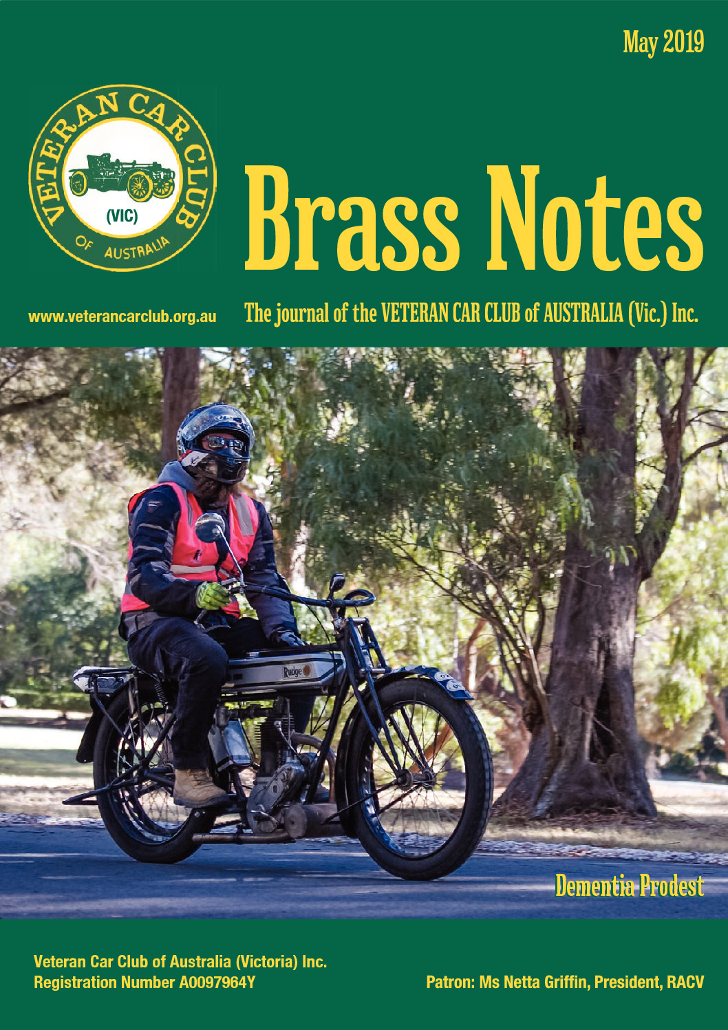 Brass Notes May 2019