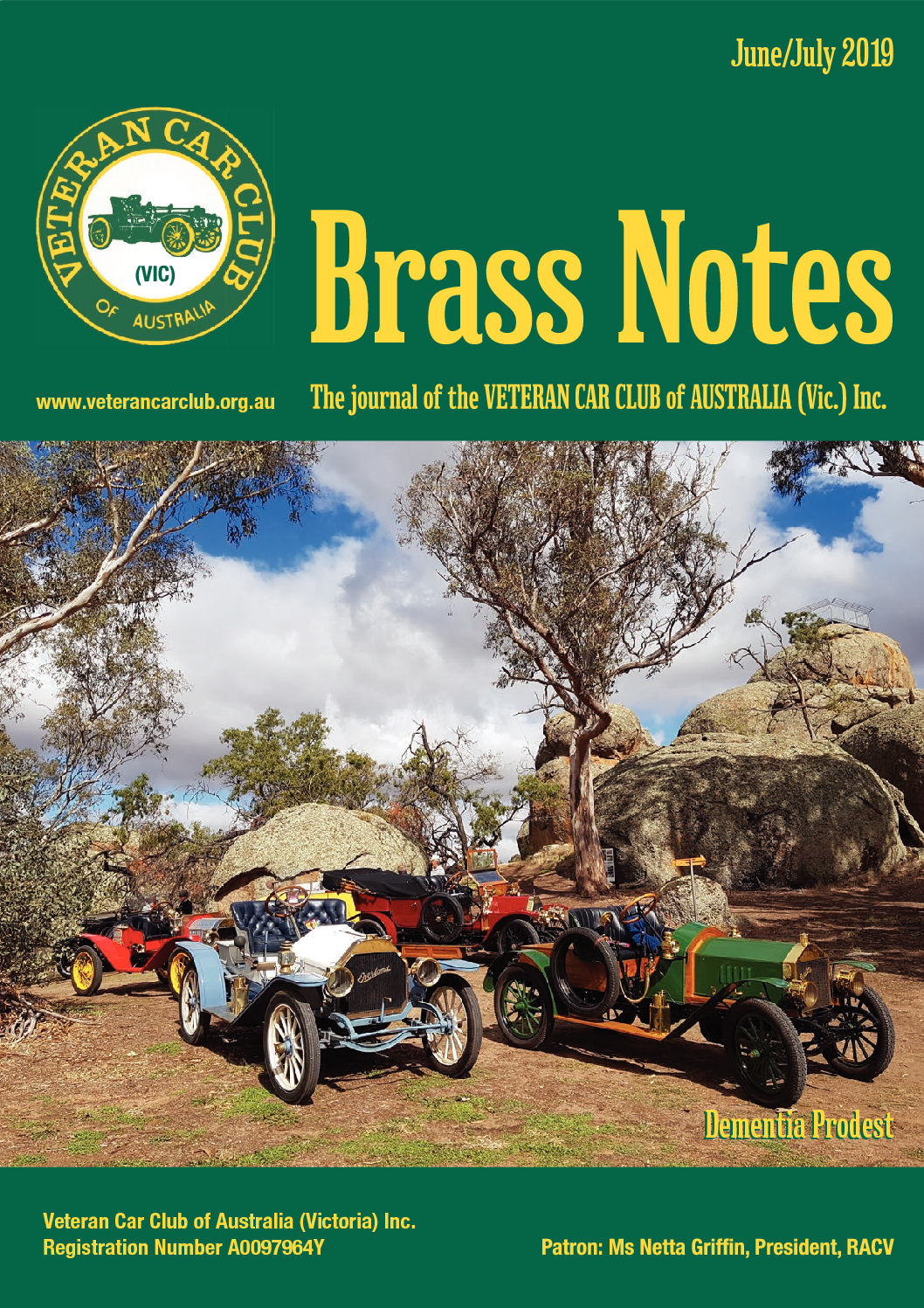 Brass Notes June/July 2019