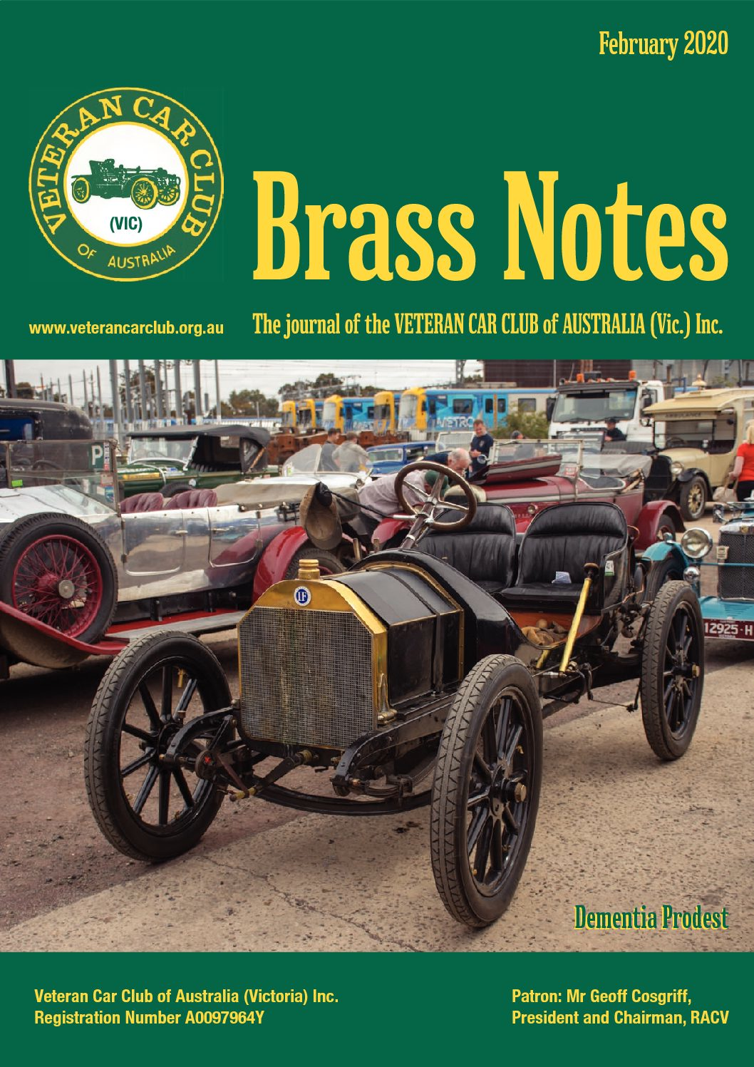 Brass Notes February 2020