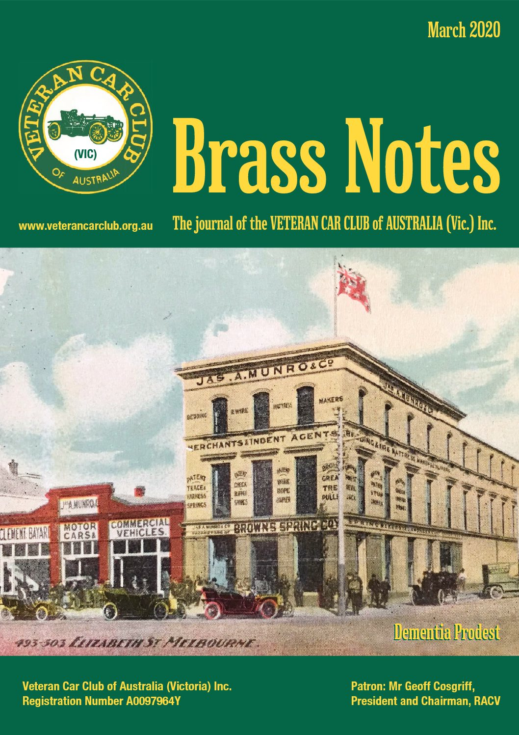 Brass Notes March 2020