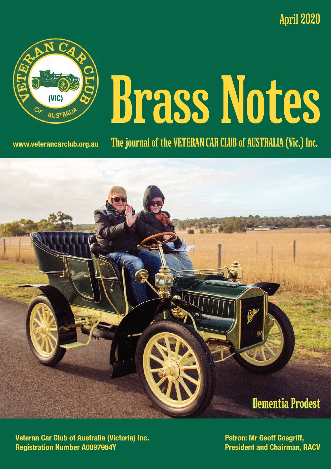 Brass Notes April 2020