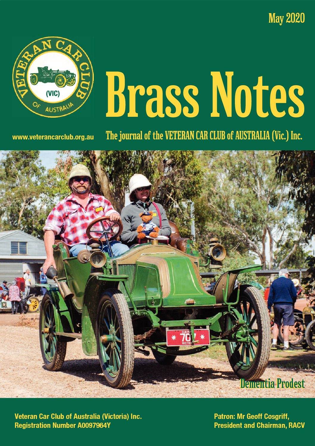 Brass Notes May 2020