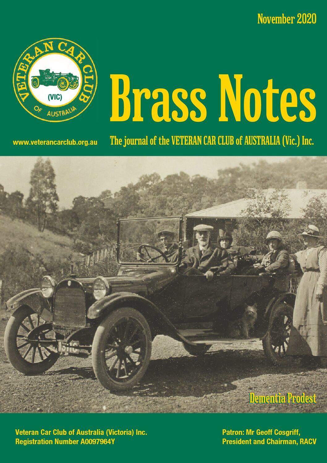 Brass November 2020