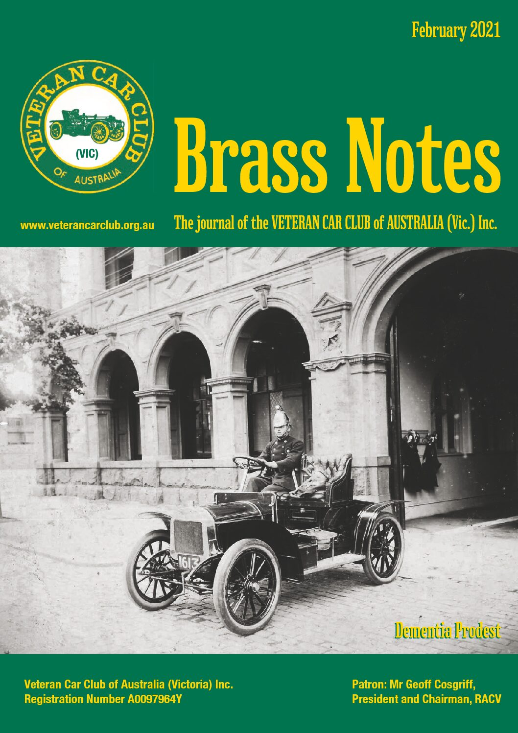 Brass Notes February 2021