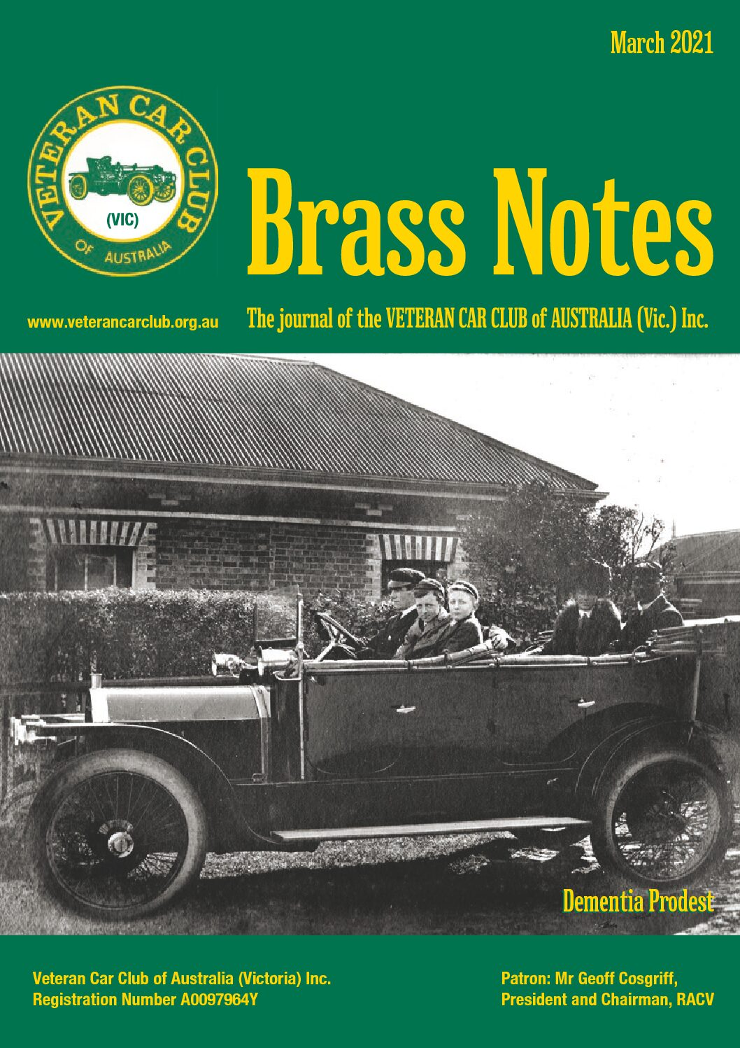 Brass Notes March 2021